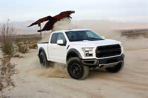 Ford Raptor Pictures 2017 Ford F 150 Raptor Forges New Ground Road Trucks