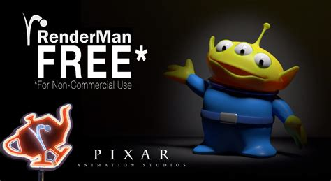 renderman for maya pixars renderman pixar s renderman software is now free cg animation blog
