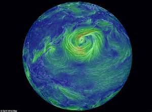 earth wind map the mesmerising interactive map of the wind website
