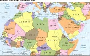 Europe Africa Map by Map Of World War Ii In Europe And North Africa