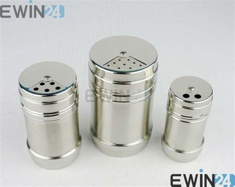 Seasoning Shaker Containers Spice Shaker Bottles Promotion Shop For Promotional Spice