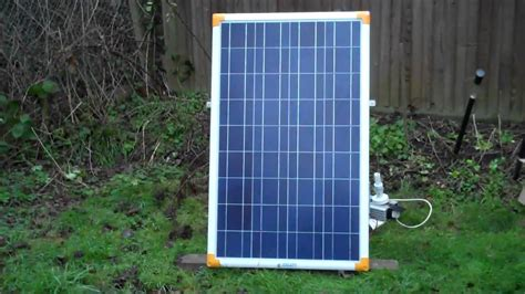 what can i power with solar panels 100 watt solar panels part 1