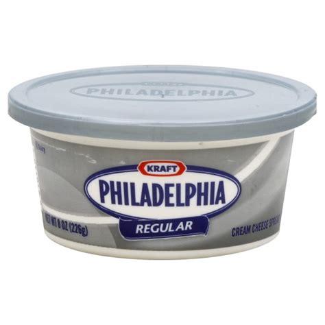 Cheese Kraft Philadelphia Kraft Philadelphia Cheese Spread Regular