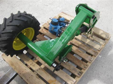 Deere Planter Attachments by Deere Fertilizer Ground Drive With Attachments