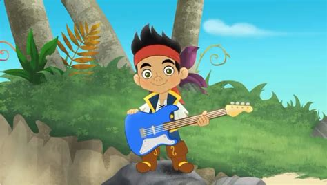 jake and the neverland pirates wallpaper apexwallpaperscom jake and the never land pirates images jake on guitar 2