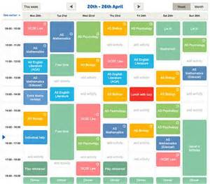 create planner online the 25 best ideas about revision timetable maker on