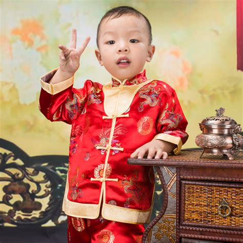 new year clothes baby autumn gorgeous embroidered children ancient