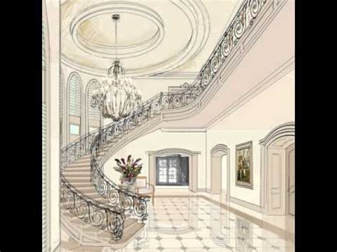 Interior Design For Homes by Villa Interior Designers Classic Andalusian Style Youtube