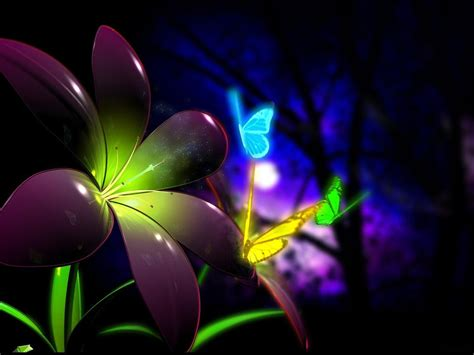 colorful screensavers 35 spectacular 3d wallpapers