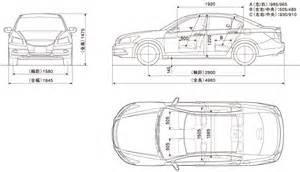 dimensions of honda accord car pictures car