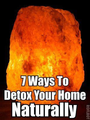 Best Way To Detox At Home by 7 Surprising Ways To Detox Your Home Naturally Herbal