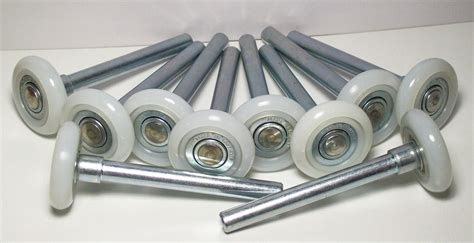 Overhead Door Rollers 2 Garage Door Roller 10 Pack 4 Inch Stem 13 Bearing 18 99 Av Overhead Garage Door