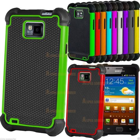 A Desember Morning Samsung Galaxy S5 Custom shock proof dual layer silicone cover for samsung galaxy s2 i9100 ebay