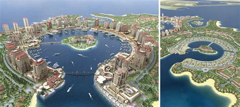 Luxury House Plans With Pictures by The Pearl Qatar Callisonrtkl