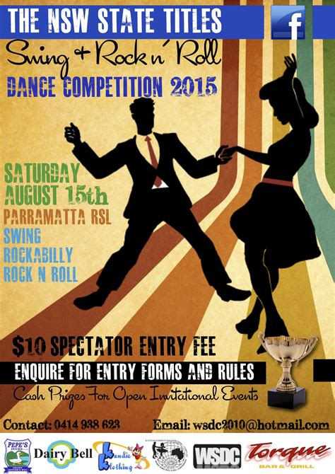 swing and rock nsw state titles 2015 swing rock n roll dance comp