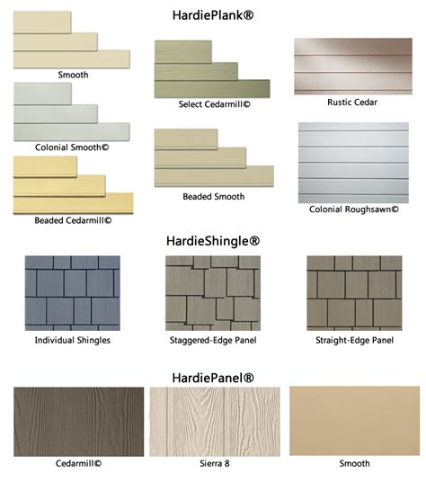 hardiplank siding colors hardie siding home exterior ideas