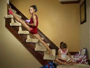 gymnastics at home gabby douglas does not care what you think photos