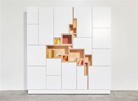 Unique Cabinets by Rupture A Wall Cabinet By Filip Janssens Design Milk