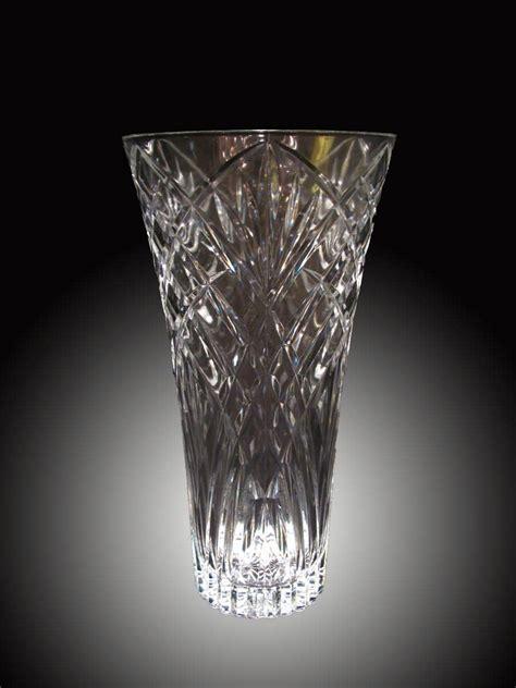 vasi cristallo vaso in cristallo molato ghilli antiquariato a