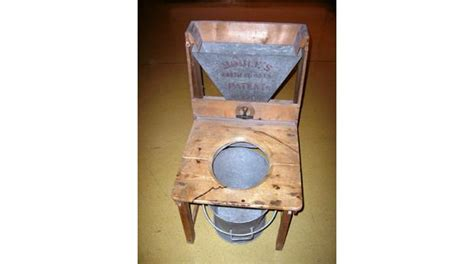 Earth Closet Toilet by A History Of The World Object Moule S Mechanical