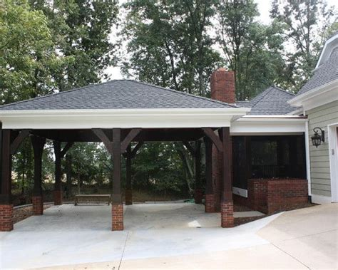 Car Port Ideas by The 25 Best Attached Carport Ideas Ideas On