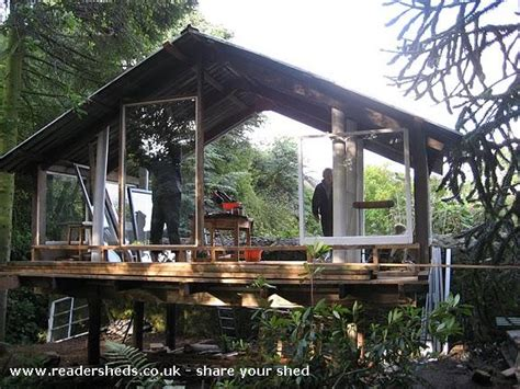 Sheds Fife by Pool Hoose Eco Shed From Kirkcaldy Fife Owned By