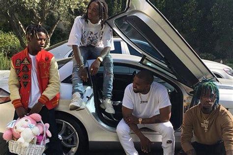 west track kanye west track with thug migos leak sa hip hop mag