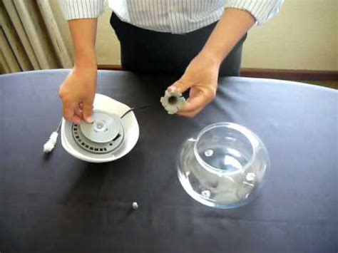 cleaning  kitz air purifier youtube