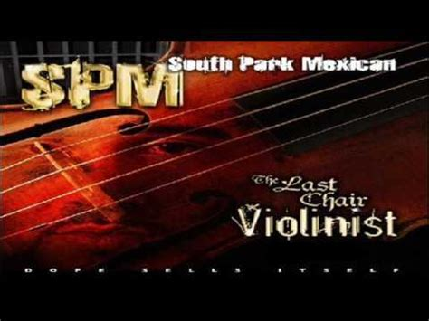 Last Chair Violinist by Spm Swim The Last Chair Violinist