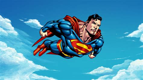 imagenes 4k superman dc comics superman man of steel wallpaper allwallpaper