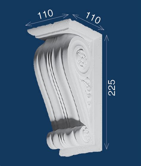 Decorative Plaster Corbels by Bailey Interiors Architectural Plaster Cornice Plaster