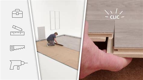 klick laminat verlegen eine anleitung  floor laminat