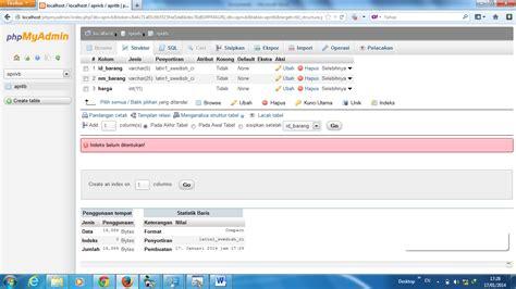 membuat database vb dengan mysql membuat koneksi database dengan menggunakan odbc driver
