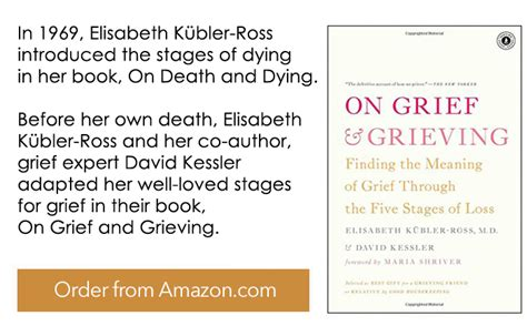 grief demystified an introduction books grief because never dies five stages of grief