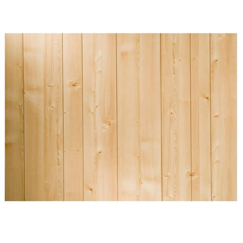 4 X 8 Wainscoting Panels by Canwelbroadleaf 3 16 In X 4 Ft X 8 Ft Pine Mdf