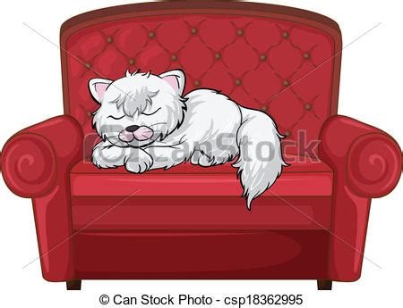 cat on chair drawing eps vectors of a cat sleeping soundly at the chair