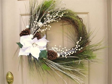 56 Best Images About Wreaths On Pinterest Wedding Wedding Wreaths For Front Door