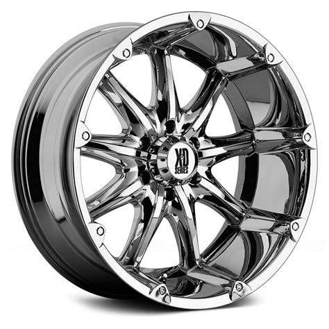 Chrome Xd Wheels | xd series 174 xd779 badlands wheels chrome rims