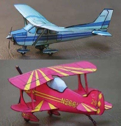 Papercraft Props - prop airplane papercraft jpg