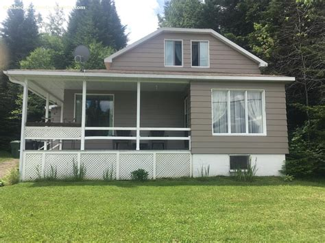 cottage rental qu 233 bec laurentides saint adolphe d howard