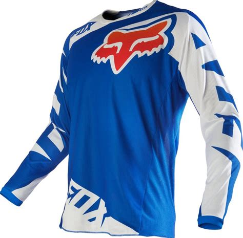 fox motocross jersey 32 95 fox racing mens 180 race jersey 235425