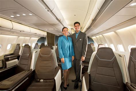 Cabin Class by Hawaiian Airlines Unveils New Business Class Cabin