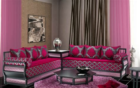 canap 233 s de salon marocain moderne