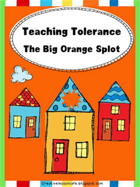the big free books creative lesson cafe teaching tolerance at