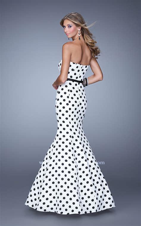 Dress Mermaid Polka la femme 21180 la femme