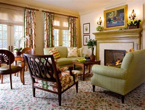 English Shaker Dining Room 15 warm and cozy country inspired living room design ideas