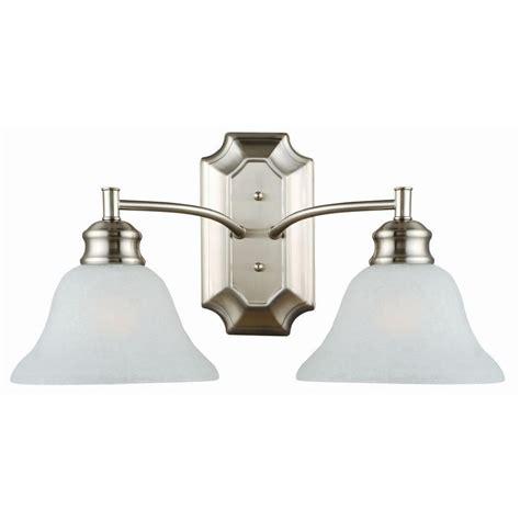 design house lighting catalog design house bristol 2 light satin nickel wall mount light