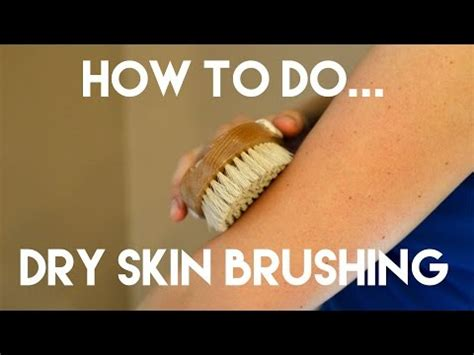 12 Tips On How To Perform A Breast Self by Skin Brushing Lymphoedema Risk After Breast Cancer