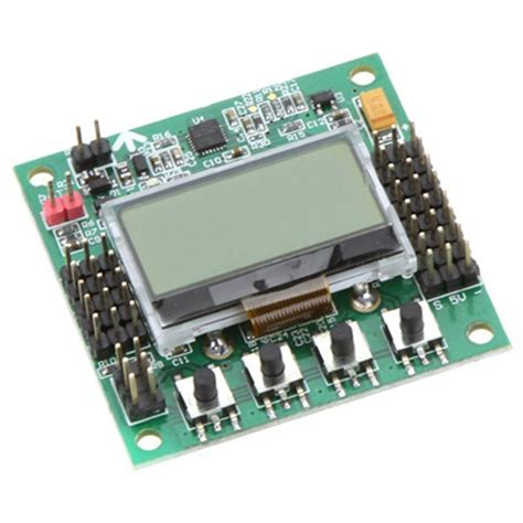 Lcd Controller Board kk2 1 multirotor lcd flight controller board 6050mpu 644pa