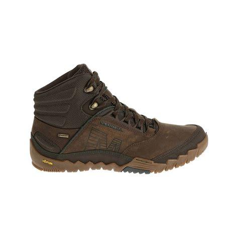 merrell tex hiking boot merrell annex mid tex hiking boot s ebay